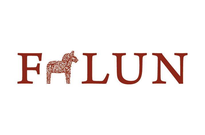 Logotyp på samarbetspartner Falu kommun