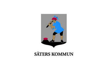 Logotyp på samarbetspartner Säters kommun