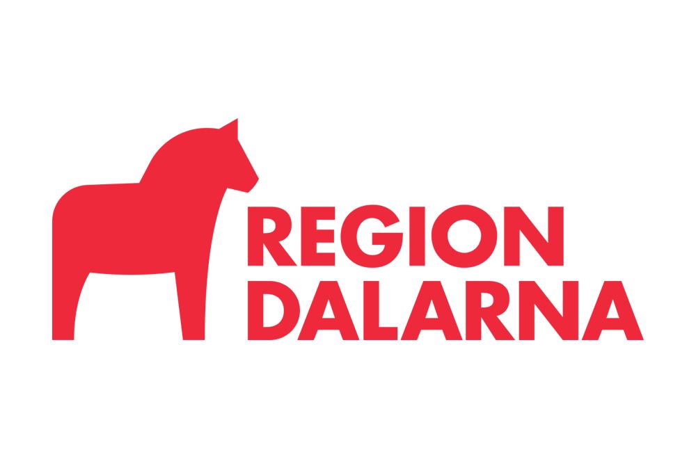 Logotyp på samarbetspartner Region Dalarna